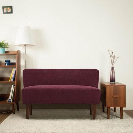 伊登 墨爾本 雙人沙發(紫)