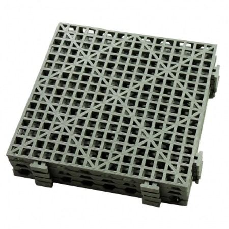 PE TD拼裝防滑板/灰 30x30 4入
