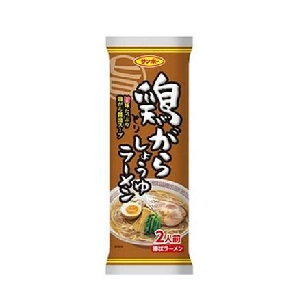 日本三寶棒狀雞湯醬油拉麵 168g