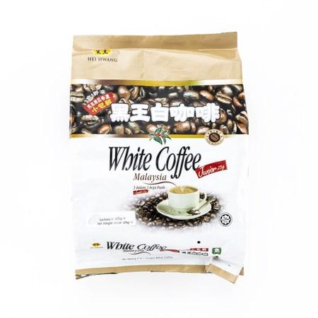 馬來西亞黑王三合一白咖啡25gx23