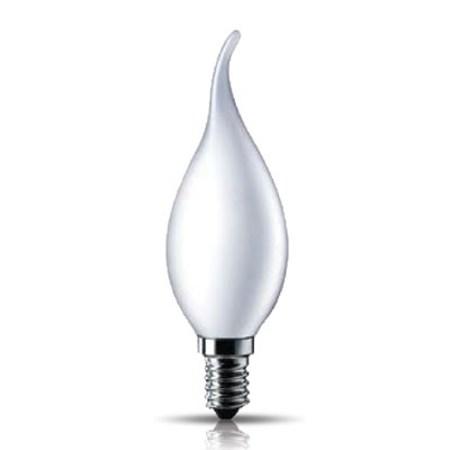 PH 拉尾蠟燭省電鹵素燈泡 42 瓦 E14