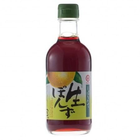 日本丸金生桔醋醬油340ml