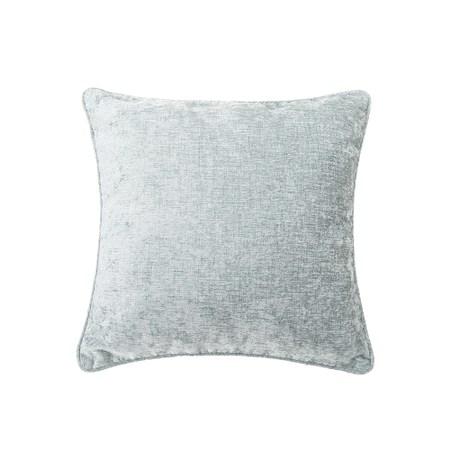HOLA 幻境素色抱枕50x50管邊沉靜綠