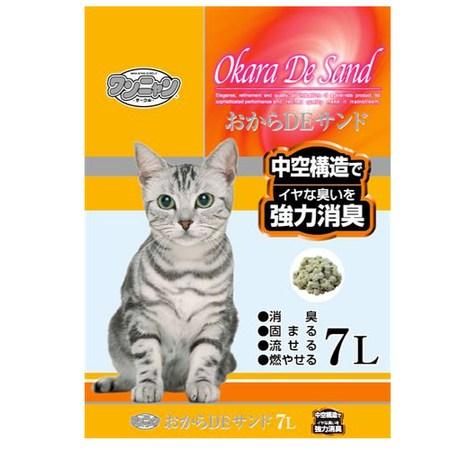 【風格】中空豆腐貓砂 7L*3包組(G002N03-1)