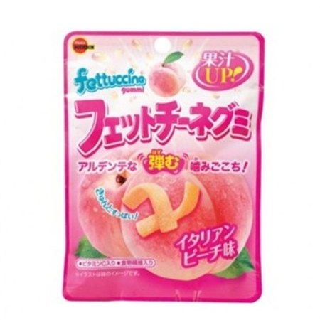 北日本水蜜桃QQ糖50g