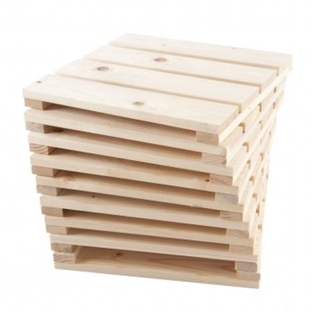 實木踏板30X30公分-9片 方便清洗 直接鋪設免釘子