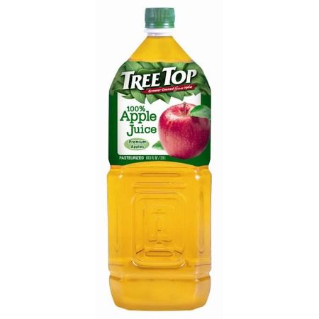 樹頂蘋果汁2L
