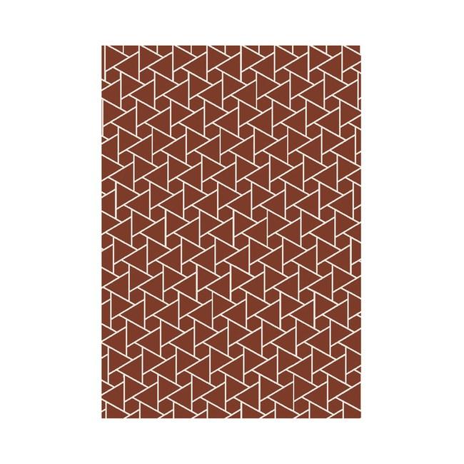 HOLA 斯洛地毯 140x200cm 三角磚
