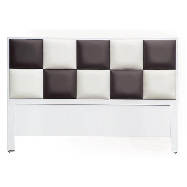 【YFS】奈寶尼爾5尺雙色床頭片-154x5x107cm