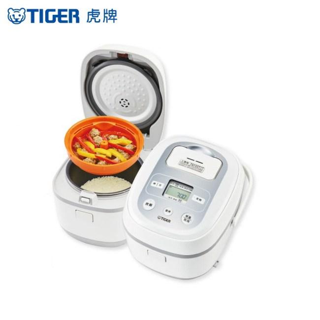 【TIGER虎牌】6人份微電腦多功能炊飯電子鍋(JBX-B10R)