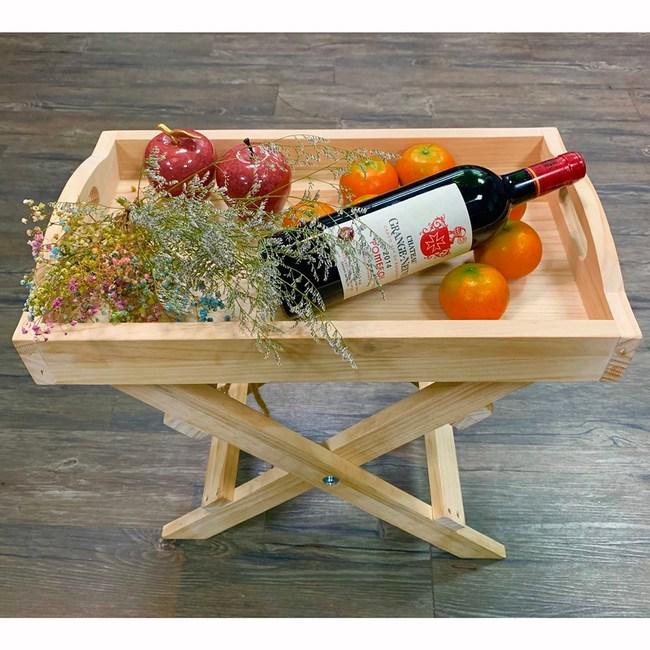 DIY材料包- 折合兩用托盤桌