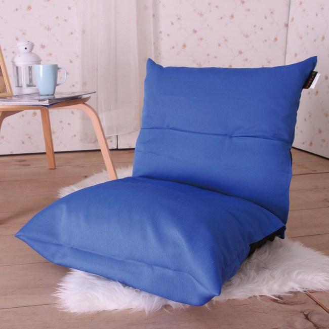伊登 巧樂 單人和室椅(寶藍)