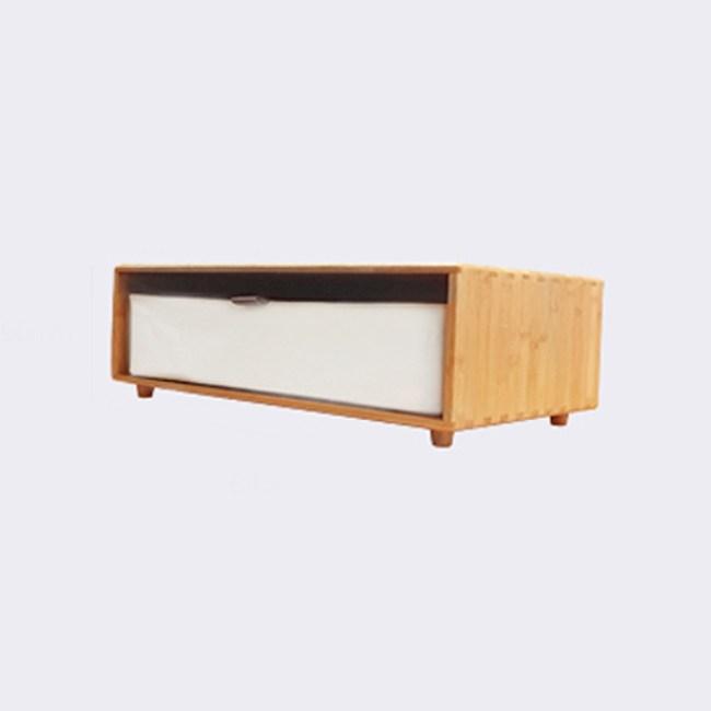 竹品組合式收納櫃 65x19cm