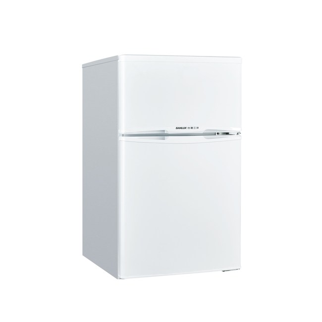 SANLUX台灣三洋 102L 1級定頻雙門電冰箱 SR-C102B1