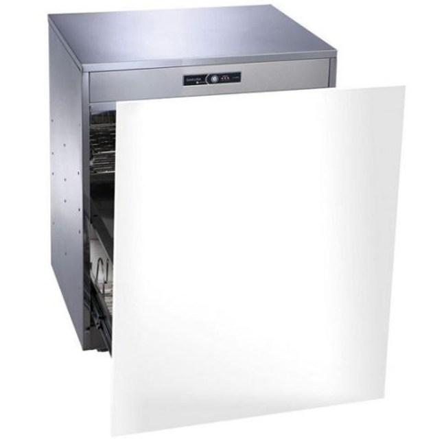 櫻花落地式嵌門板高60cm(與Q7596AL同款)烘碗機白色Q-7596AL