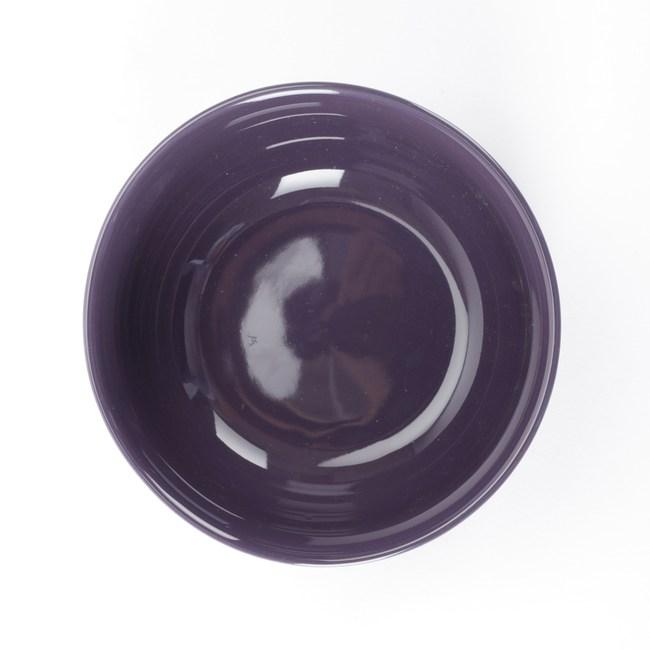 HOLA 璞真純色飯碗 12cm 深紫