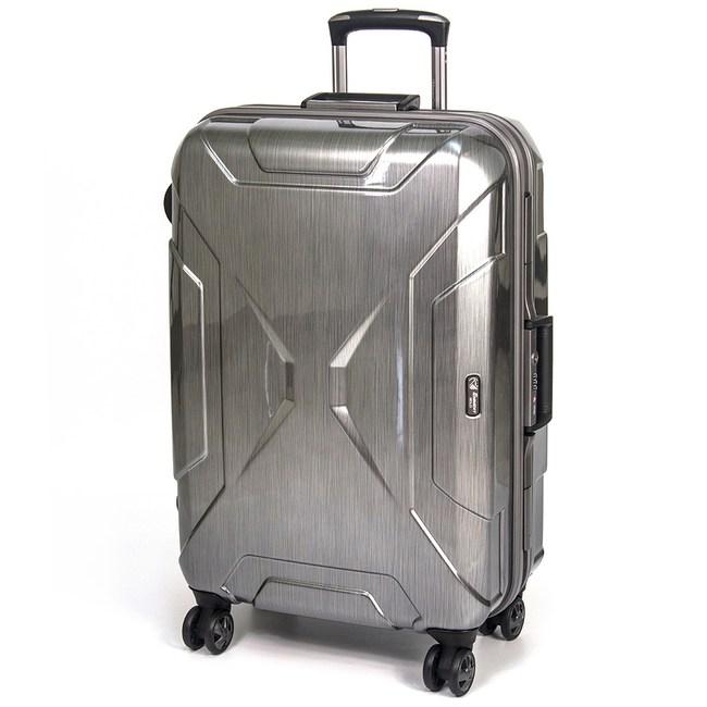 eminent 雅仕 - 20吋太空艙髮絲紋旅行箱-二色可選URA-9鐵灰