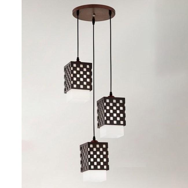 YPHOME 圓盤三吊燈10123124