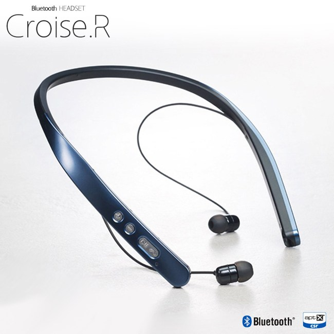 【韓國Partron】CROISE.R無線藍芽頸掛式耳機(PBH-200)原裝進