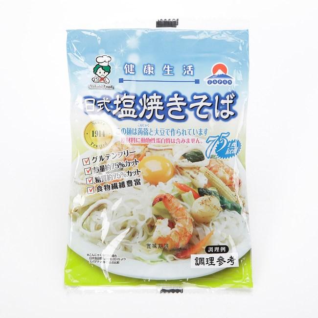 日本中喜NAKAKI蒟蒻纖食炒麵 海鮮