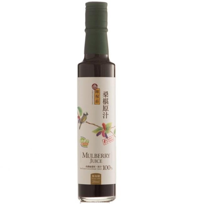 陳稼莊-桑椹原汁(無加糖)250ml
