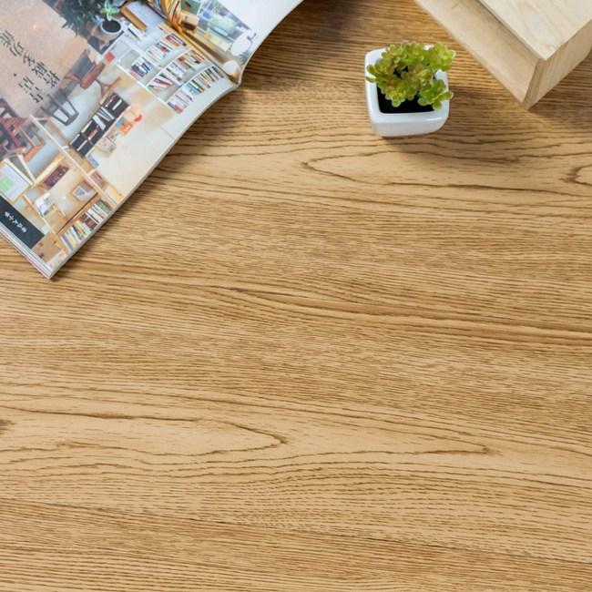 樂嫚妮 DIY仿木紋地板貼-1.5坪 806-自然橡木X36