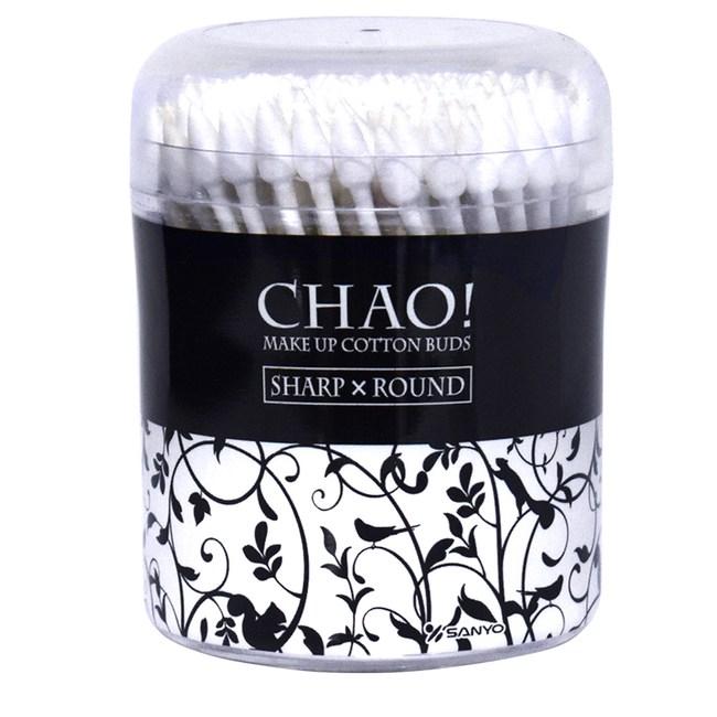 SANYO化粧專用棉花棒130支入