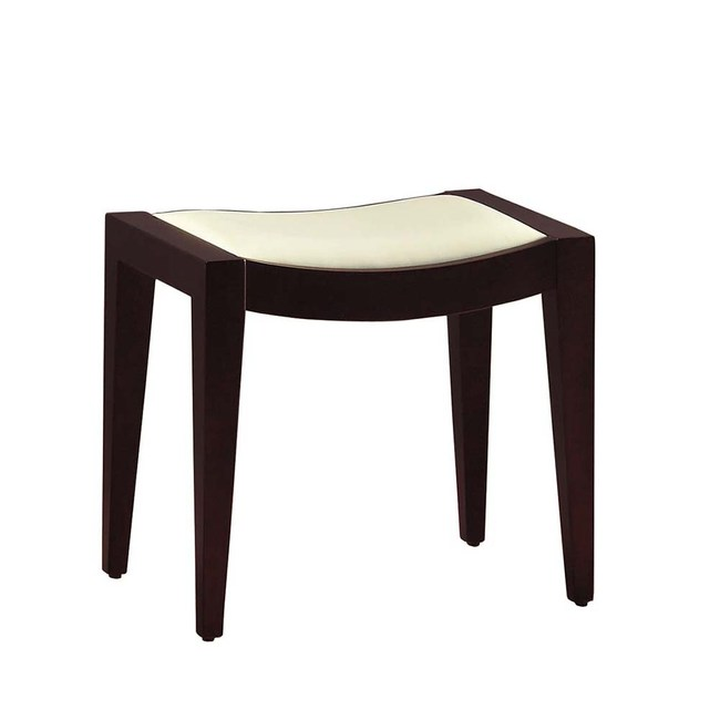 【obis】方型鏡台椅(胡桃)