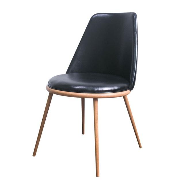 【YOI傢俱】塔爾西休閒椅-黑黑