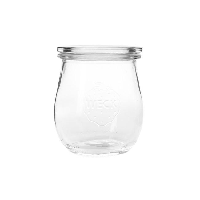 德國 Weck 762 玻璃罐 附蓋 220ml
