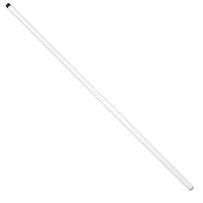 PRO特選烤漆鐵管 120公分(白)