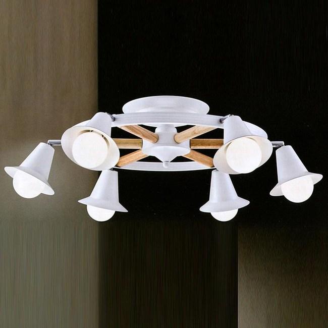YPhome 北歐風吸頂燈 S81622H