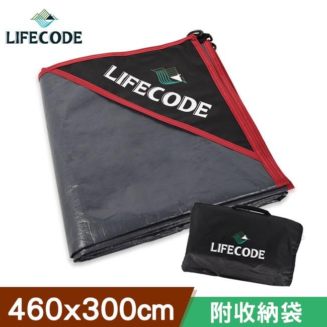 LIFECODE-加厚防水PE地墊(地席)460x300cm
