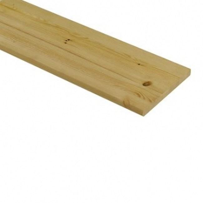 特力屋綠緻松木層板120x20