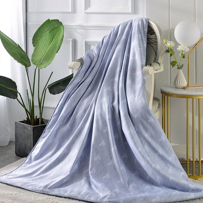 【Betrise曼吟】3M吸濕排汗專利天絲鋪棉涼被一入5X6.5尺