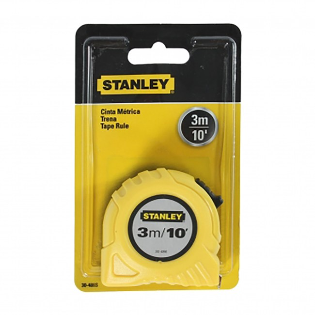 Stanley 3米無包覆新型捲尺
