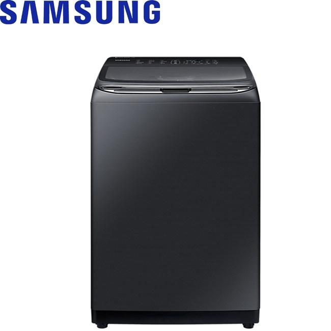【SAMSUNG三星】17KG變頻直立式洗衣機WA17M8100GV