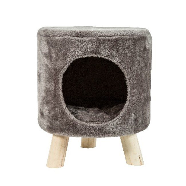 凳子窩-灰色