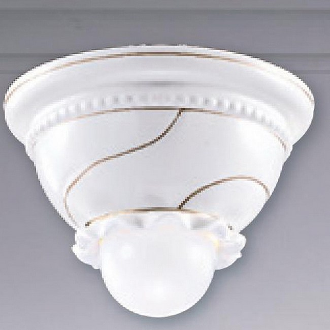 【大巨光】台製古典風吸頂燈_單燈(LW-09-3137)