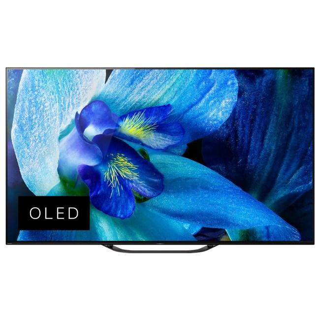 免費桌上安裝 SONY 55吋4K 聯網OLED電視 KD-55A8G