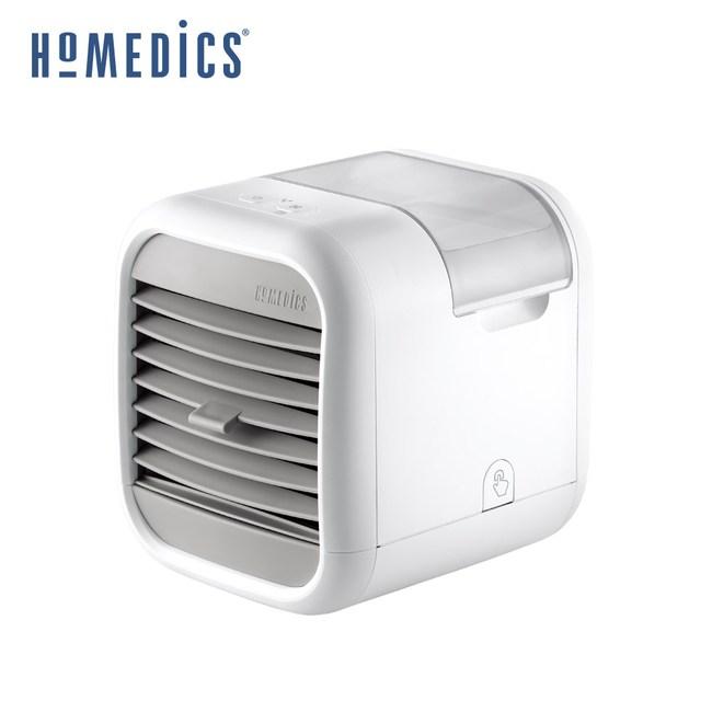 美國 HOMEDICS 移動式勁涼水冷扇 PAC-35 (白色)