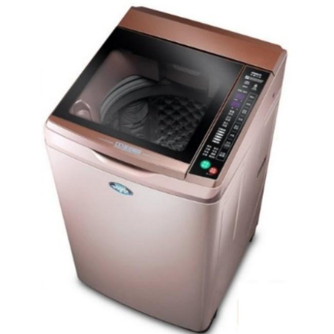 SANLUX台灣三洋 13KG超音波洗衣機 SW-13DVG玫瑰金