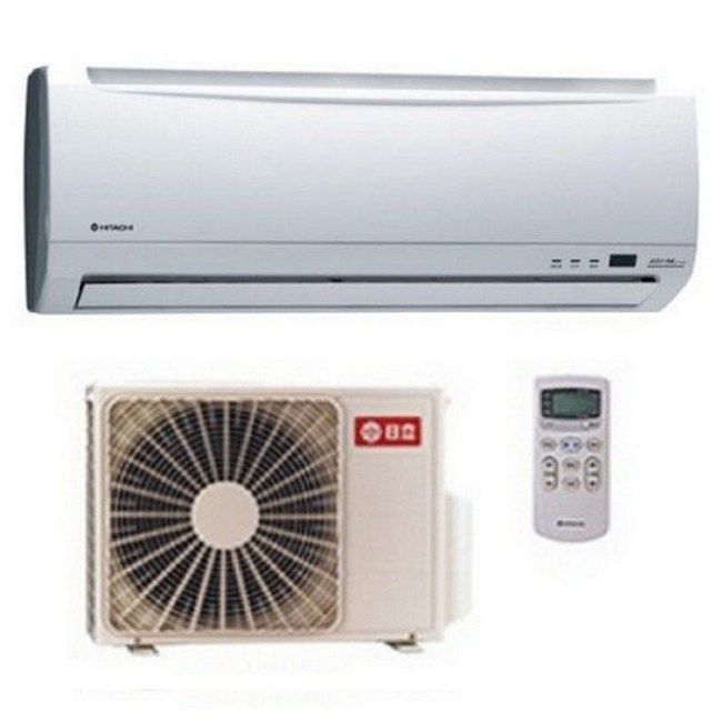 日立 冷專定頻一對一分離式冷氣 RAC-22UK/RAS-22UK