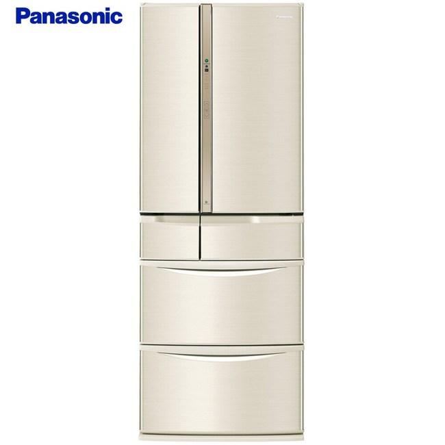 【感恩有禮賞】國際 6門冰箱 501L鋼板 NR-F504VT-N1