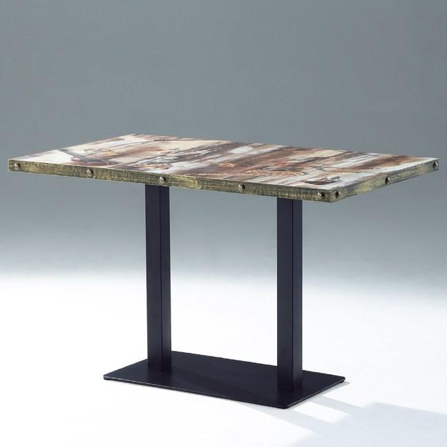 【YFS】納德長方餐桌-120x70x75cm