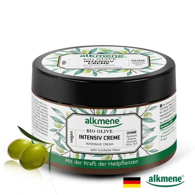 德國alkmene歐珂蔓草本橄欖加護乳霜250ml