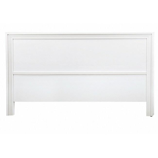 【YFS】奧斯卡5尺白色床頭片-154x5x93cm