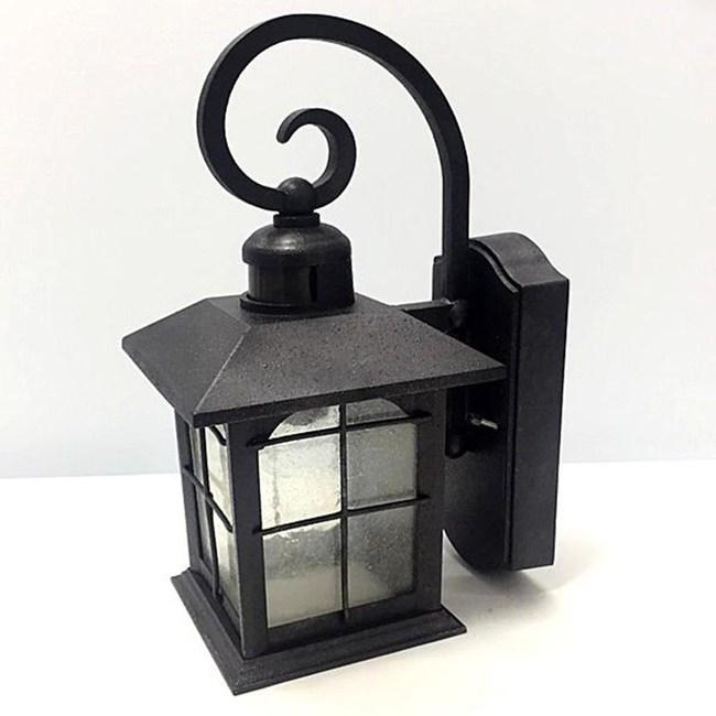 HONEY COMB 工業風E27感應式戶外壁燈 TA5089W