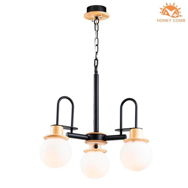 HONEY COMB 經典款羅亞餐吊燈 3燈 BL-21181