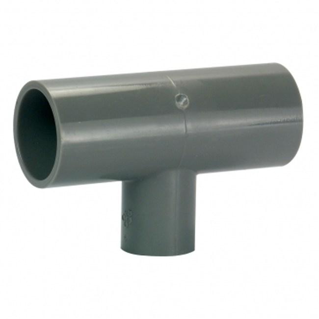 PVC異徑給水 T 1x1/2